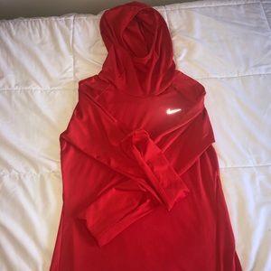 ✨Bright Coral Dri-Fit Nike Running Shirt✨